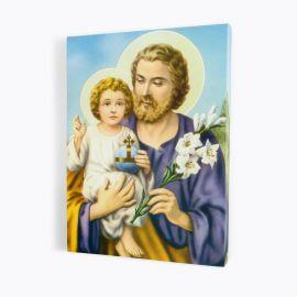 Obraz Święty Józef - płótno canvas (44)