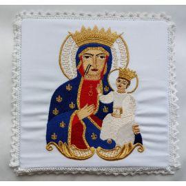 Bielizna kielichowa - Matka Boża Częstochowska