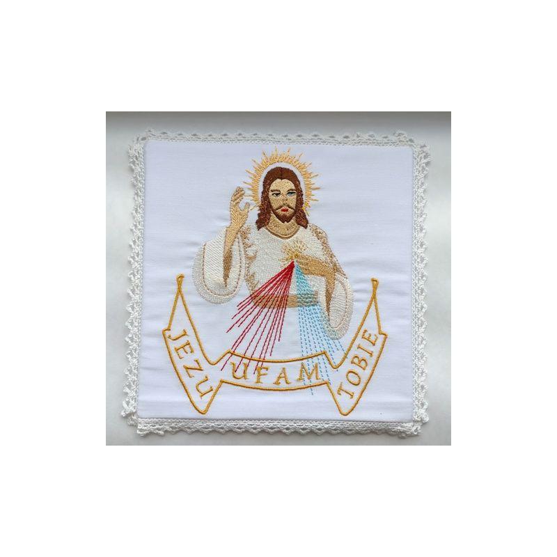 Bielizna kielichowa - Jezu Ufam Tobie