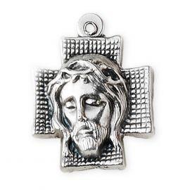 Krzyżyk Jezus w koronie cierniowej