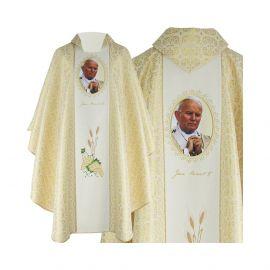 Ornat Święty Jan Paweł II