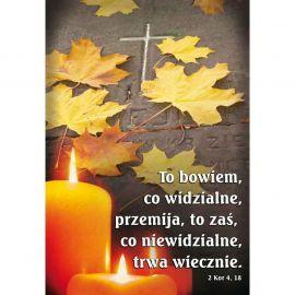 Plakat na Wszystkich Świętych (9)