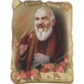Magnes Święty Ojciec Pio (2)