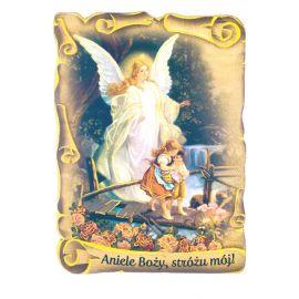 Magnes Aniołek - Aniele Boży Stróżu mój ..(2)