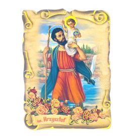 Magnes Święty Krzysztof