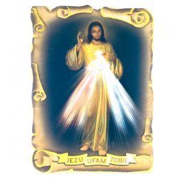 Magnes Jezu Ufam Tobie (4)