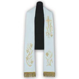 Stuła kapłańska - haftowana (189)