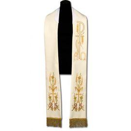 Stuła kapłańska - haftowana (220)