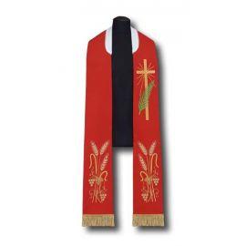 Stuła kapłańska - haftowana (200)