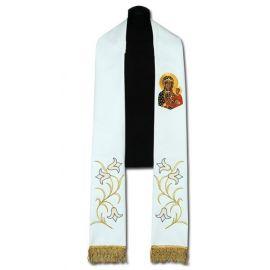 Stuła kapłańska MB Częstochowska (212)