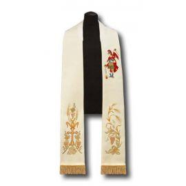 Stuła kapłańska Św. Florian (217)
