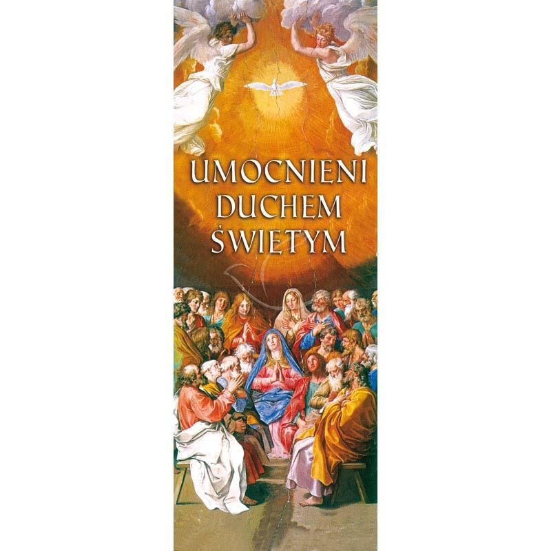 Baner - Umocnieni Duchem Świętym (2)