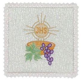 Palka IHS + winogrona