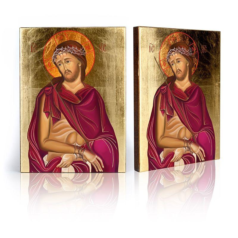 Ikona Chrystus Ecce Homo