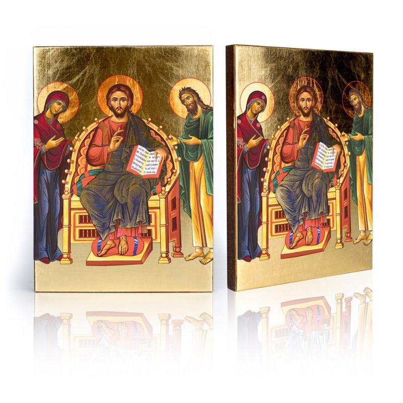 Ikona Deesis (modlitwa, prośba)