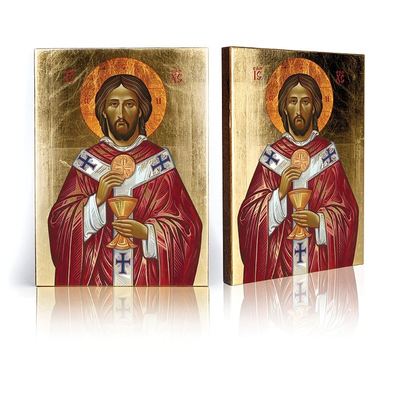 Ikona Jezus z Hostią