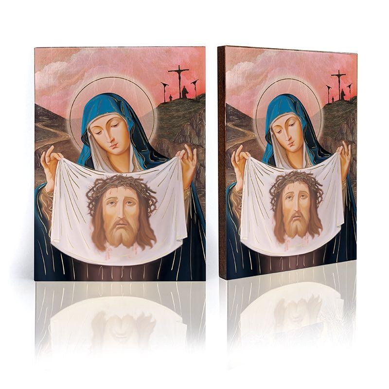 Ikona św. Weronika z Chustą
