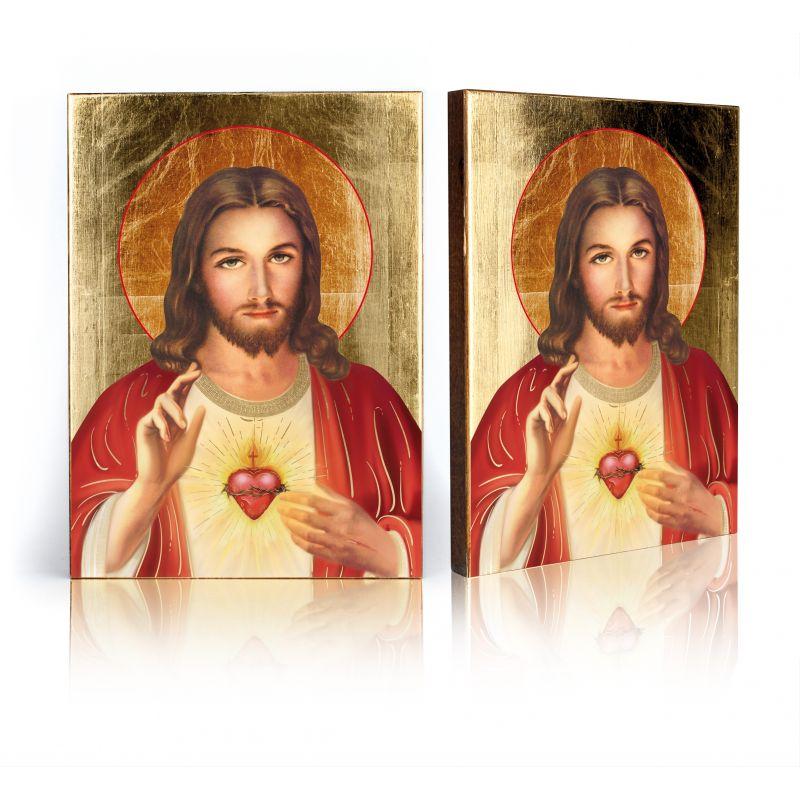Ikona Serce Jezusa