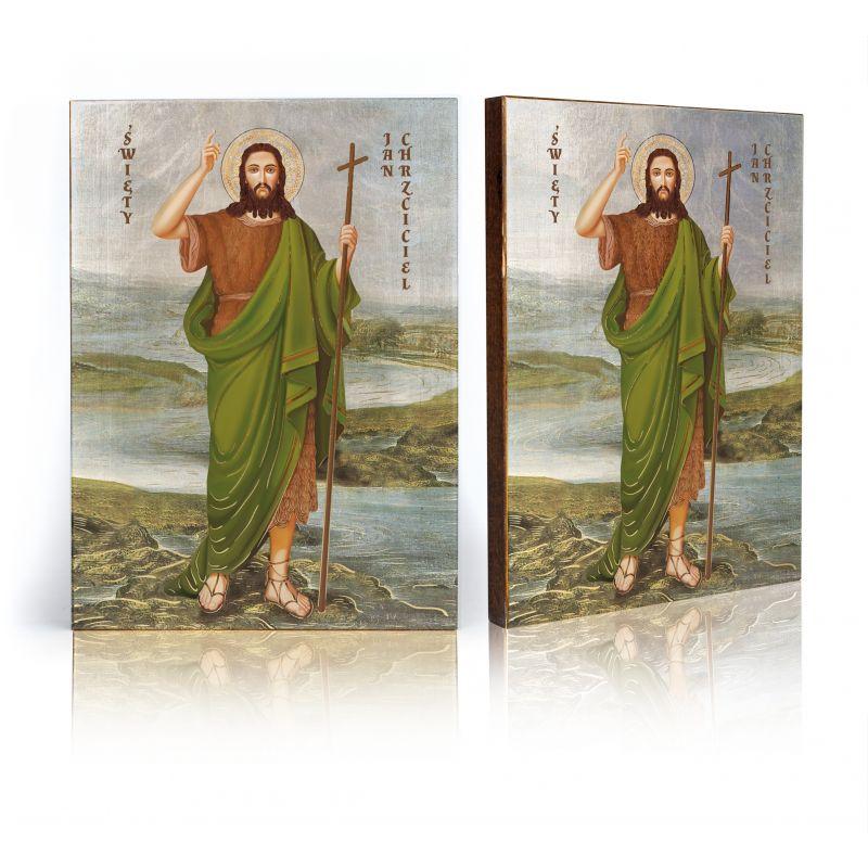 Ikona Święty Jan Chrzciciel