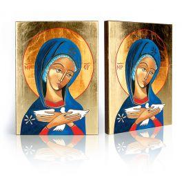 Ikona Matka Boża niosąca Ducha Świętego (Pneumatofora)