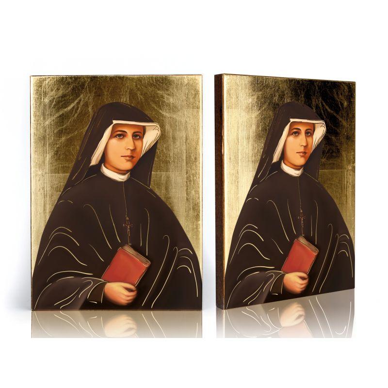 Ikona Św. Faustyna (1)