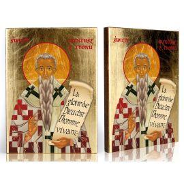 Ikona św. Ireneusz (2)