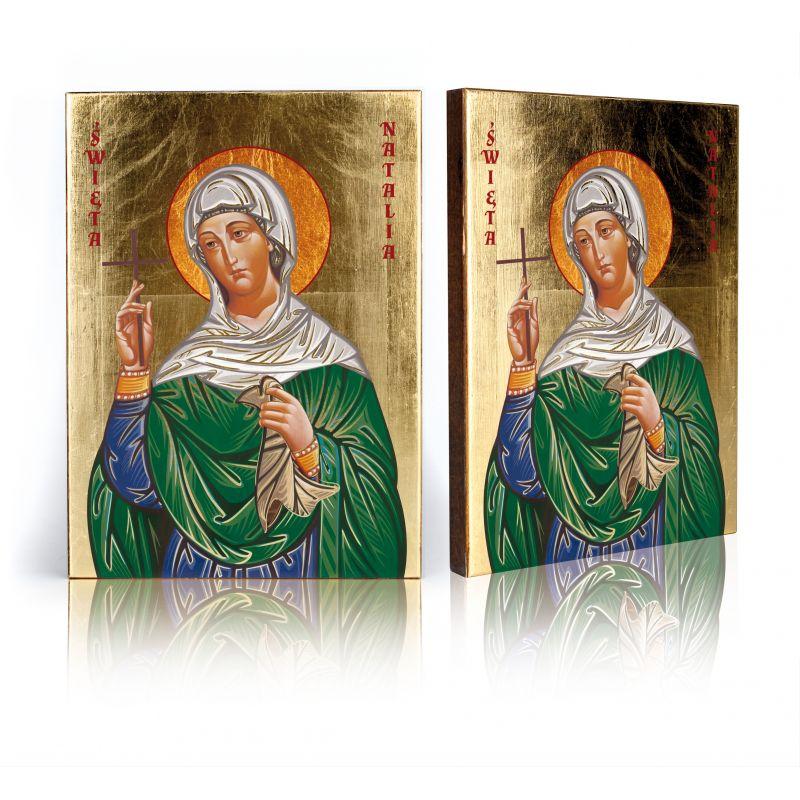Ikona św. Natalia