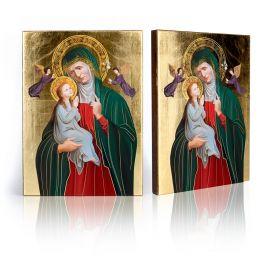 Ikona Święta Anna z Matką Bożą