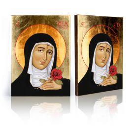 Ikona św. Rita