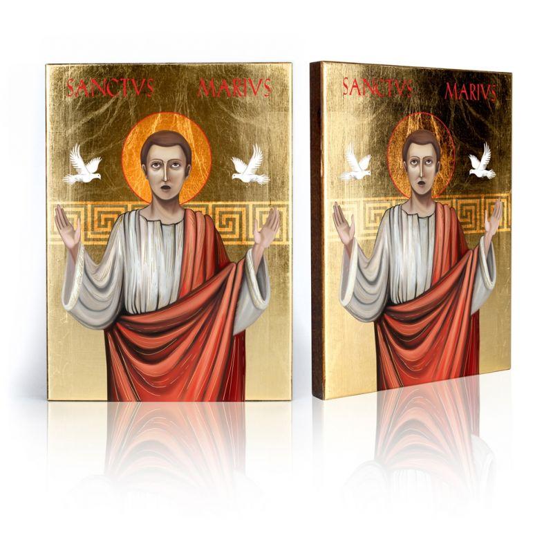 Ikona Święty Mariusz
