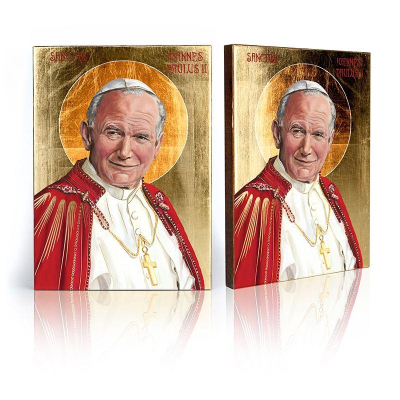 Ikona Święty Jan Paweł II