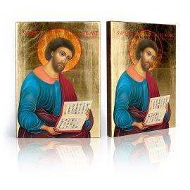 Ikona Święty Łukasz Ewangelista