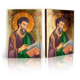 Ikona Święty Mateusz Ewangelista