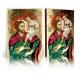 Ikona Święty Krzysztof z Dzieciątkiem Jezus