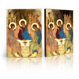 Ikona Trójca Święta (2)