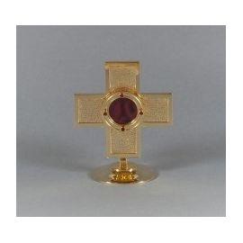 Relikwiarz złocony