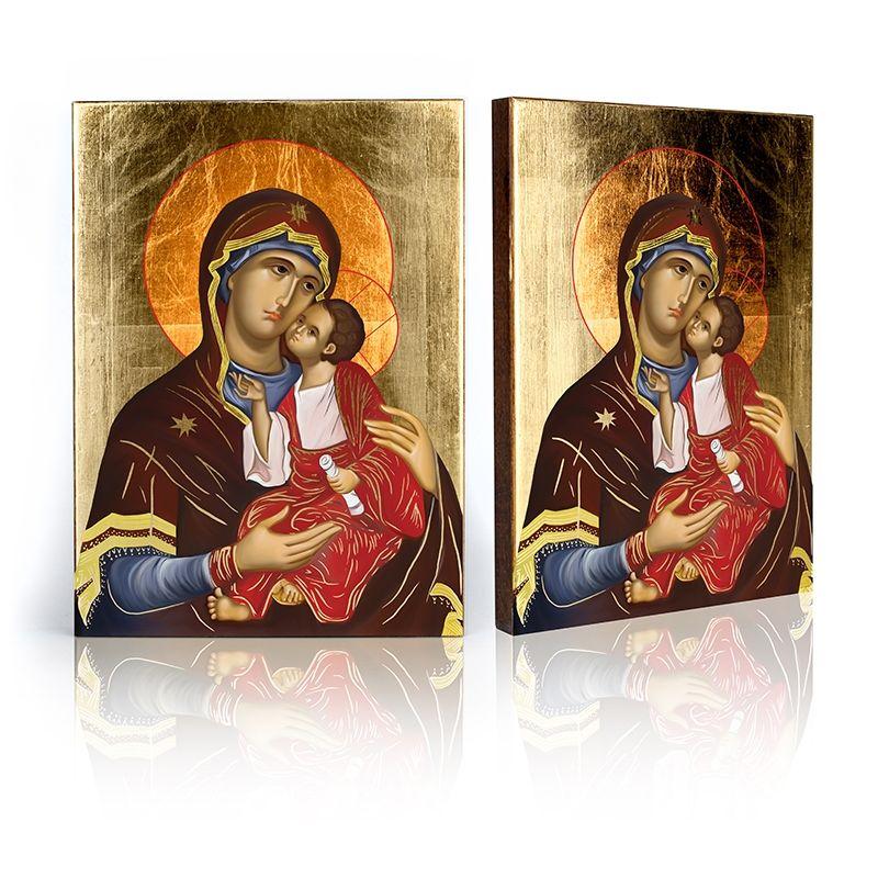 Ikona Eleusa (Matka Boża Czuła) - 4