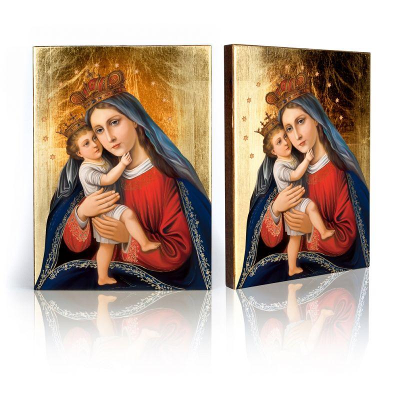 Ikona Eleusa (Matka Boża z dzieciątkiem Jezus)