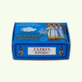 CYPRYS 50 g - kadzidło greckie