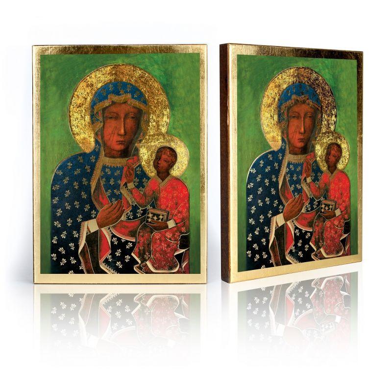 Ikona Matka Boża Częstochowska (2)