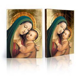 Ikona Matka Boża Dobrej Rady i Mądrości Serca