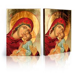 Ikona Matka Boża Eleusa (Matka Boża Czuła) - 5