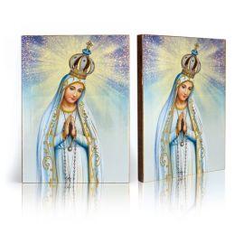 Ikona Matka Boża Fatimska (2)