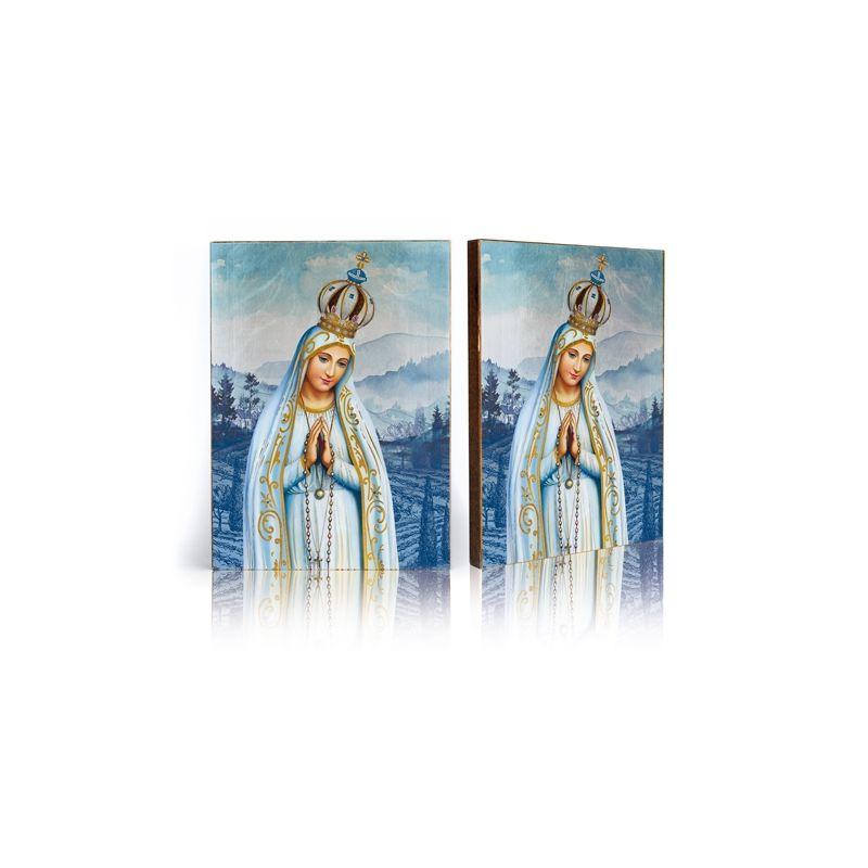 Ikona Matka Boża Fatimska (3)