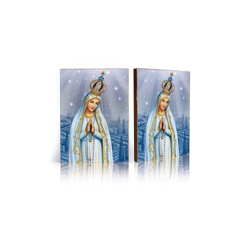 Ikona Matka Boża Fatimska (4)