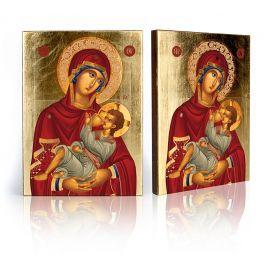 Ikona Matka Boża Karmiąca
