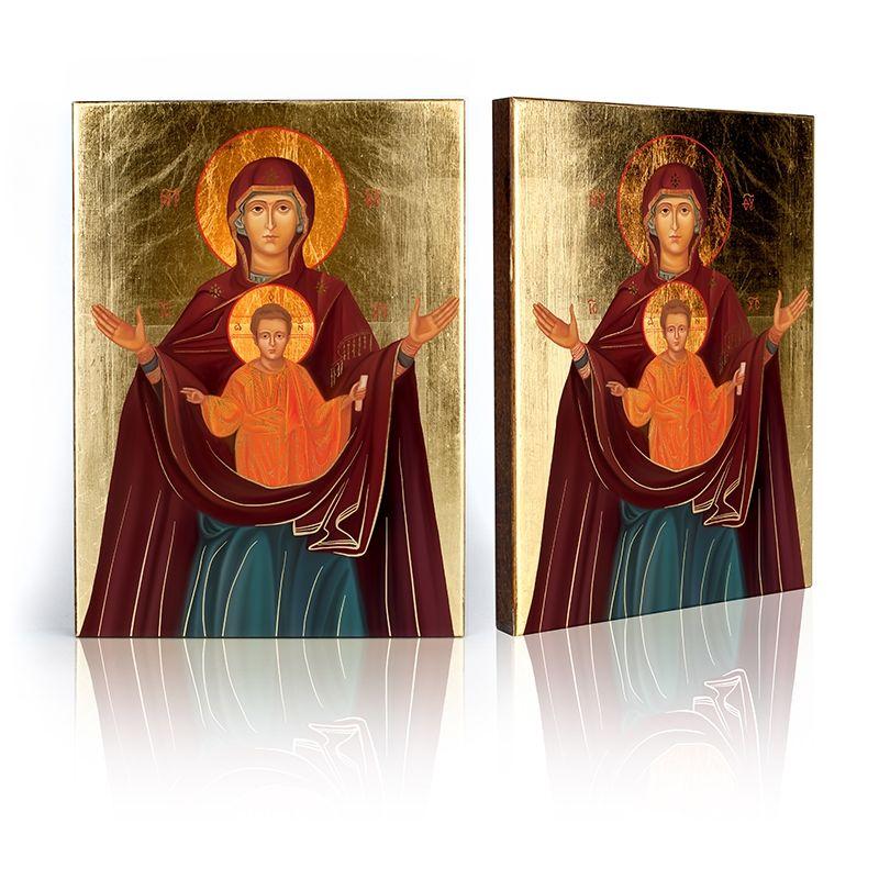 Ikona Matka Boża Platytera