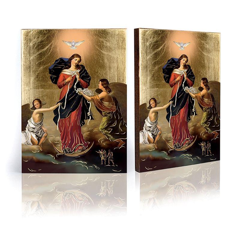Ikona Matka Boża Rozwiązująca Węzły