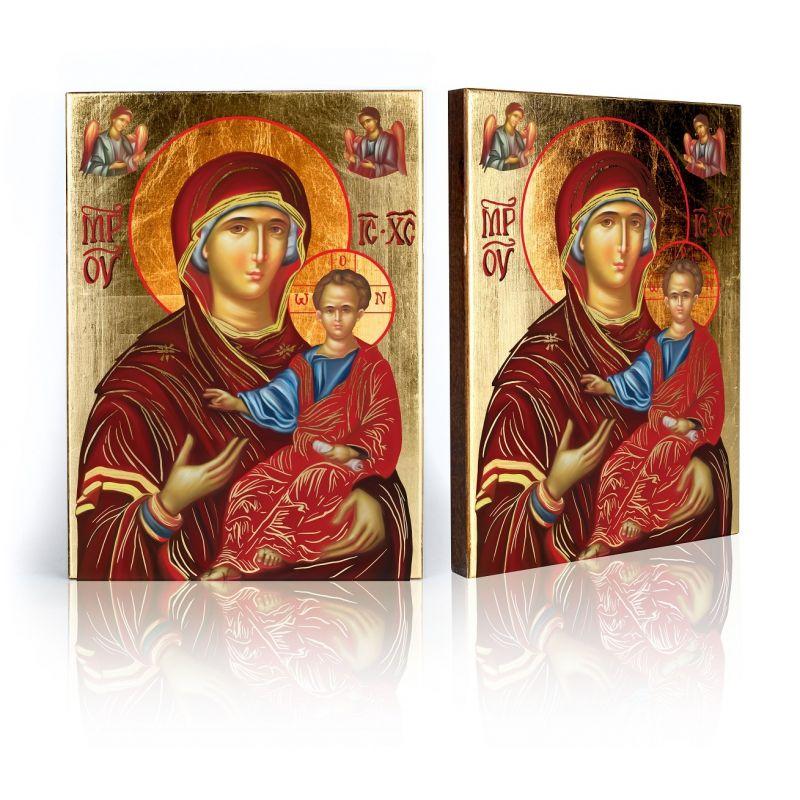 Ikona Matka Boża z Dzieciątkiem (3)
