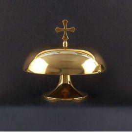Gong mosiężny (śr. 23 cm)